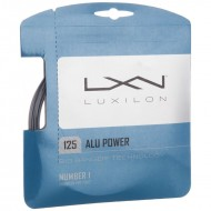 Wilson Luxilon BB ALU Power 125 Set Ice Blue Tennis Strings