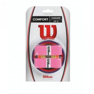 Wilson XTra Tack OG 10+12 PK AST Tennis Grips