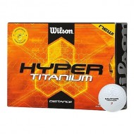 Wilson Hyper Ti 12 Ball Golf Balls