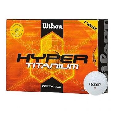 Wilson Hyper Ti 12 Ball Golf Balls