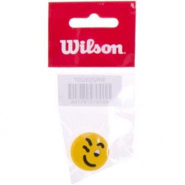 Wilson Emotisorbs Winking Face Dampner