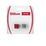 Wilson Pro Feel Red Silver Dampner