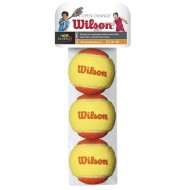 Wilson Us Open Tournament Orange Ball 3B Tennis Balls