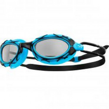 TYR Nest Pro Goggles - Black/Blue(Color May Vary)