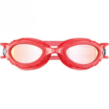 TYR Nest Pro Nano Mirrored Goggles - Red/Gold