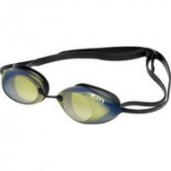 TYR Tracer Racing Mirrored Goggles - Mettalic Fire