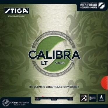 Stiga Calibra LT Table Tennis Bat Rubber