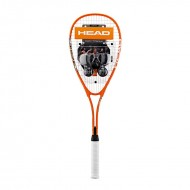 Head Nano TI Power Pack Squash Racquets
