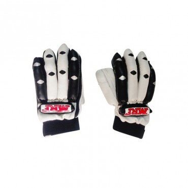 MRF Club Batting Gloves For Youth, Boys (Color May Vary)