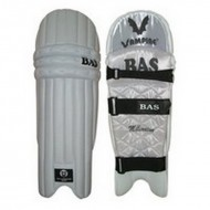 BAS Bow 2020 Moulded Youth Twin Wing Cricket Batting Legguards