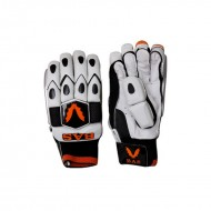 BAS Legend calf natural leather Cricket Batting Gloves