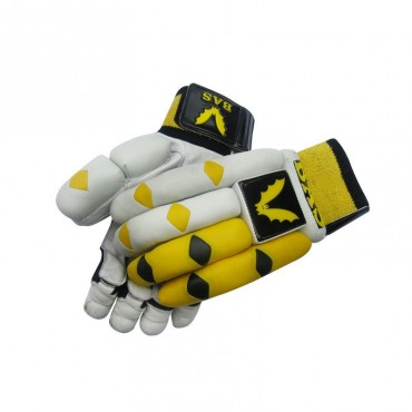 BAS Pro Calf Natural leather Cricket Batting Gloves