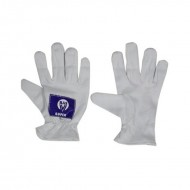 BAS Pro Chamios Cotton Padded with Cuff Cricket Inner Gloves