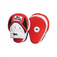 Lonsdale Club Synthetic Leather Hook & Jab Pads - Free Size