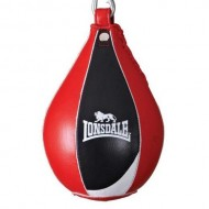 Lonsdale Super Pro Leather Speed Ball