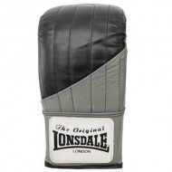 Lonsdale Synthetic Club Bag Mitts