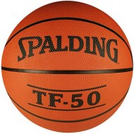 Spalding T F 50 Basket Ball - Size 7 (Brick )