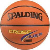 Spalding CROSS OVER Basket Ball  - Size 7 (Brick )