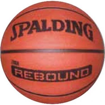 Spalding NBA REBOUND Basket Ball - Size 7 (Brick )