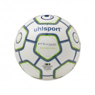 UHLSport TCPS Soccer Pro Football -  Size 5 (White)