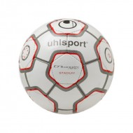 UHLSport TCPS Stadium Football  - Size 5 (White Blue Gold)