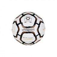 UHLSport White And Black Striker Rubber Football