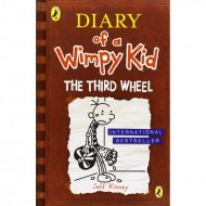 Diary of a Wimpy Kid 7 : The Third Wheel
