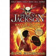 Percy Jackson 4 : Battle of Laby