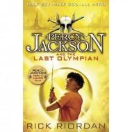 Percy Jackson 5 : The Last Olympian