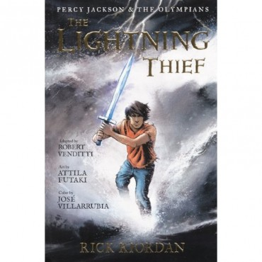 Buy Percy Jackson 1 The Lightning Thief Online In India On