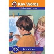 Key Words 3B : Boys Girls