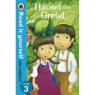 Hansel & Gretel : Read It Yourself Level 3