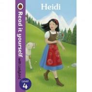 Heidi : Read It Yourself Level 4