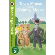 Town Mouse Country : Read It Yourself Level 2