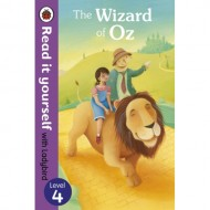 The Wizard of Oz : Read It Yourself Level 4