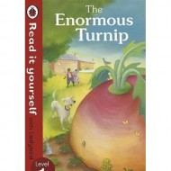 The Enormous Turnip : Read It Yourself Level 1
