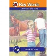 Key Words 4B : Fun At The Farm
