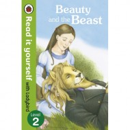 Beauty the Beast : Read It Yourself Level 2