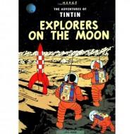 Tintin : Explorers On Moon