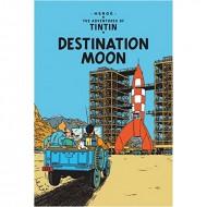 Tintin : Destination Moon