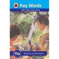 Key Words 11A : Mystery On The Island