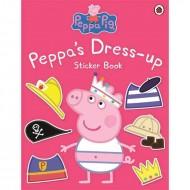Peppa Pig : Peppas Dress Up Sticker Book