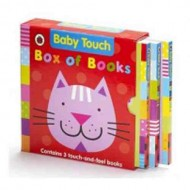 Baby Touch : Box of Books