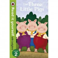 Three Little Pigs : Read It Yourself Level 2