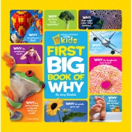 National Geographic : Little Kids First Big Book of Why ?