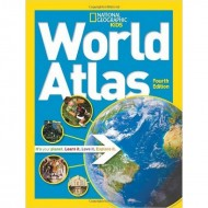 National Geographic : Kids World Atlas