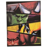 Marvel Note Book HMSTNB 00859 MVH
