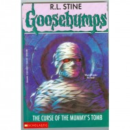 The Curse Of The MummyS Tomb (Goosebumps-5)