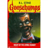 Night Of The Living Dummy (Goosebumps-7)