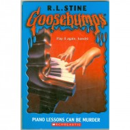 Piano Lessons Can Be Murder (Goosebumps-13)